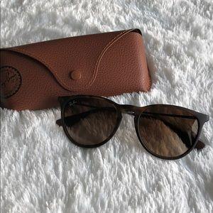 "Like New• Rayban ""Erika"" sunglasses"